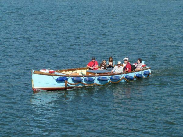 Dartmouth castle ferry