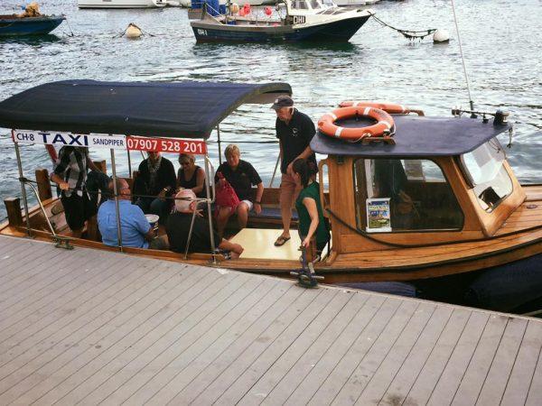 Dittisham to Dartmouth ferry
